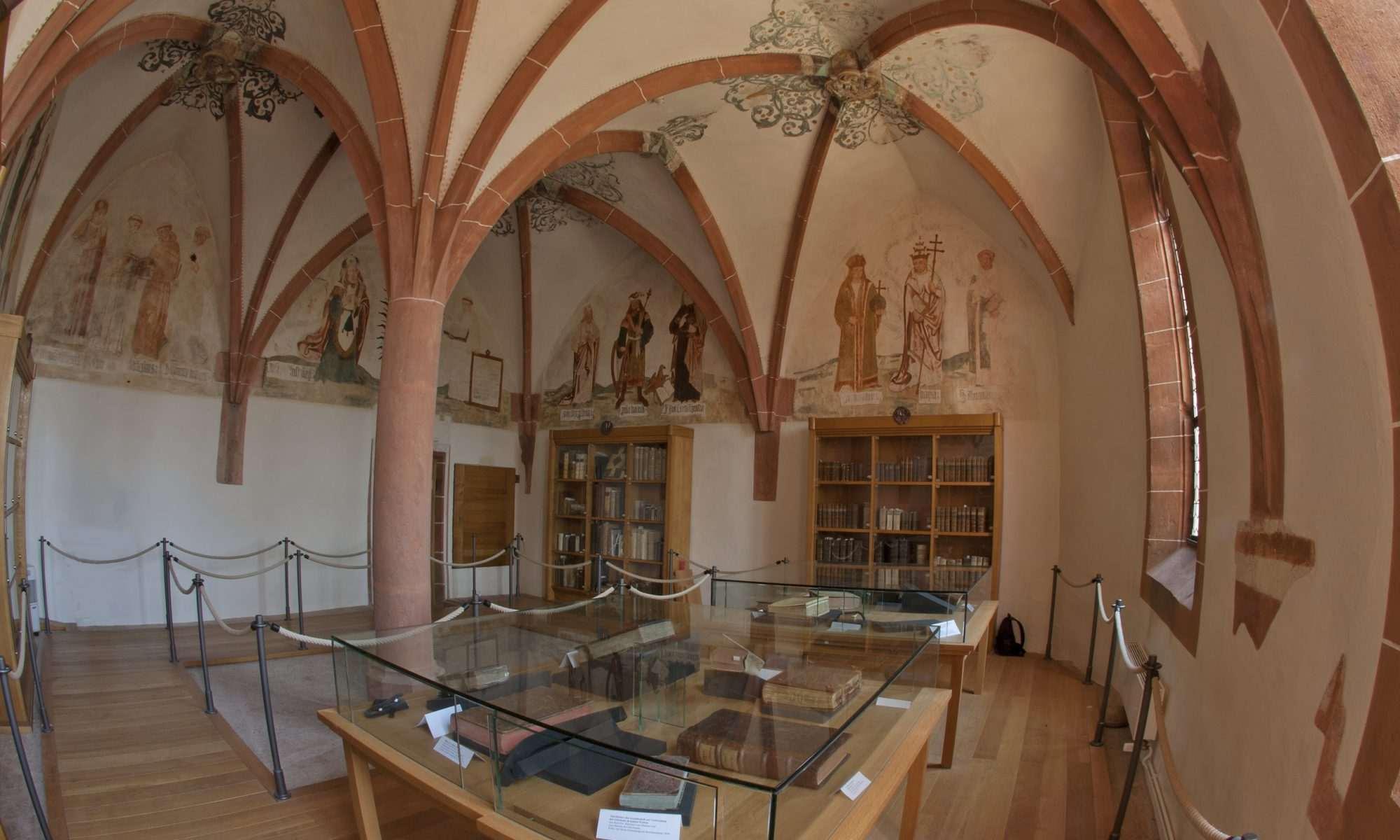 Freundeskreis der alten Klosterbibliothek der Augustiner-Chorherren in Klausen e.V